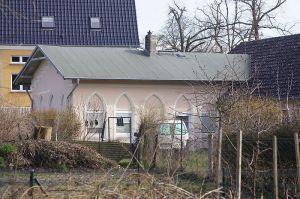 Der Synagogenanbau heute (c) Sebastian Wallroth, wikimedia commons